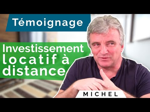 Photo investissement locatif Michel